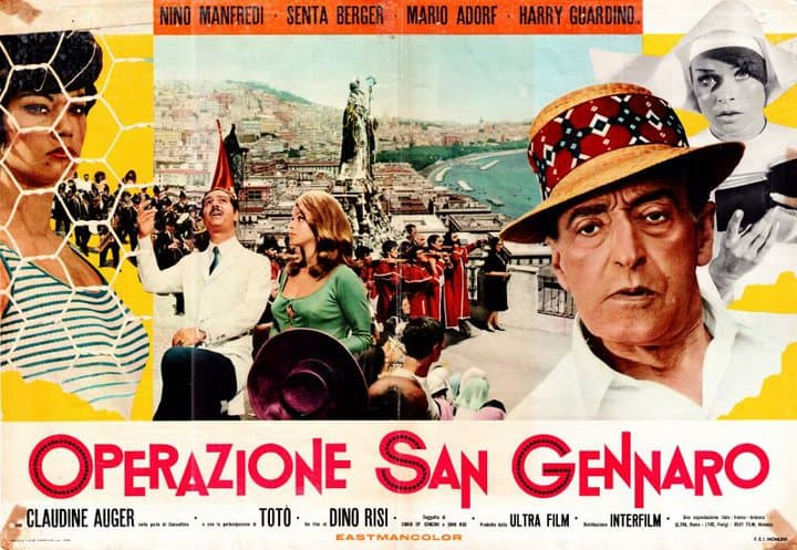 Operazione San Gennaro. The Movie